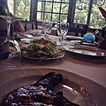 A tavola da Lo Spiedo-Lago Laceno