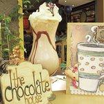 Malteada de Chocolate con Chantilly
