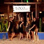 Our loco team