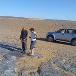 day trips in 4x4 in the desert of merzouga