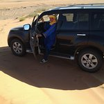 day trips in 4x4 in the desert of merzouga desert