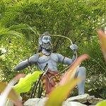 statue of lord parshuram
