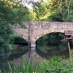 A4110 Bridge across River Lugg