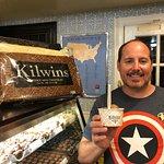 Ice cream at Kilwin's. Enjoy!