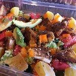 Refrescantes ensaladas