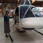 Ook diverse helikopters zijn er te bewonderen