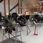 Vliegtuigmotoren