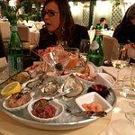 Ottimo pesce ottimo ristorante bella compagnia