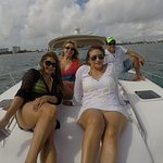 yachting in cancun