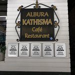 Sign of the restuarant