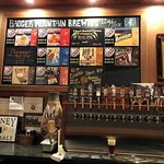 Badger Mountain Brewing Tap Room