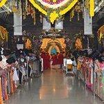 Hall entrance known as Samadhi mandir