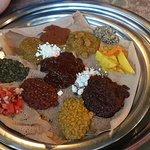 Valokuva: Bejte Ethiopian Restaurant