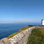 Looking right from the Dunnet Head viewing area.