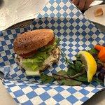 Crab Burger