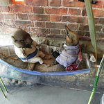 Wind in the willows exhibit