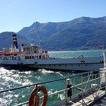 Navigazione Lago di Como - Paddlewheel (recommended ship)