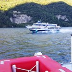 Navigazione Lago di Como - fast ship - only if you are in a huge hurry