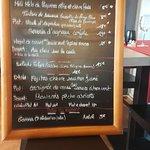 Restaurant la Fille du Barbu Foto