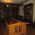 The original library from the Oneida Community days