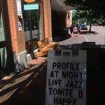 Live Jazz on Wednesday Nights!