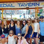 Pedal Tavern Group