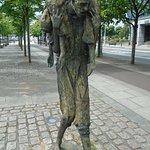 Famine Sculptures