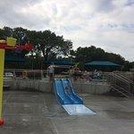 Slides for big and littles