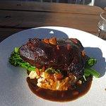 Braised Beef Cheek...meltingly good!