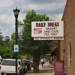 Daily Bread Restaurant in Hot Springs, So. Dak.