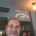 Photo of The Gipsy Moth