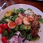 Scallop Cobb Salad (no beets)