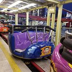 The Tickler rollercoaster