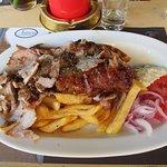 Pork Gyros platter