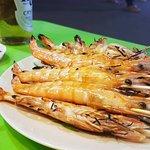 BBQ Shrimp - Fresh and abit Spicy