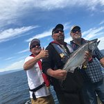 Thanks Bill! Dinner is served, Active Angler Fishing Charters 1025 Lee Rd | French Creek Marina,