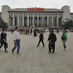 The National Museum of China.