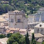 -Vue sur Villeneuve-Lez-Avignon depuis le Fort Saint-André-21 Juin 2018-