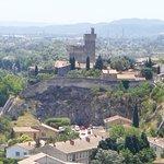 -Vue sur la Tour Philippe Le Bel depuis le Fort Saint-André-21 Juin 2018-