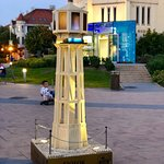 Siofok Water Tower resmi