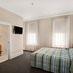 One of our deluxe rooms at the Murray Bridge Hotel