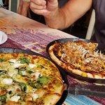 Good tasting pizza, something different!
