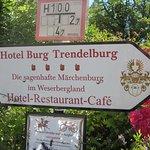 Hotel Burg Trendelburg Foto