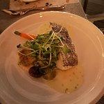 Just Perfect, Toothfish, Monkfish, Turbot, Ceviche, Tuna tarter and sardine salad.