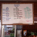 Trip Schedule at Anambas Islands, Indonesia