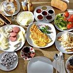 Kahvaltı Teras Alanı