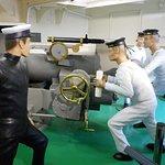 記念艦三笠 Memorial ship MIKASA