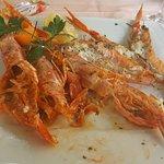 Shellfish , very tasty