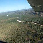 East Alligator River alongside the Escarpment
