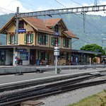 Wilderswil Railway Station